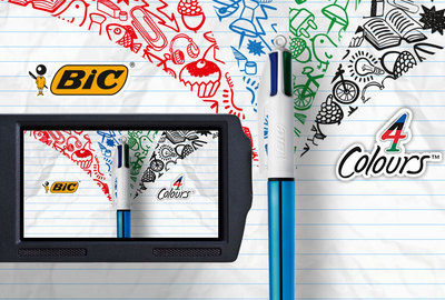 BIC 4Colours: Vídeo
