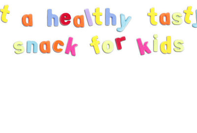 Invent a healthy, tasty, fun snack for kids!