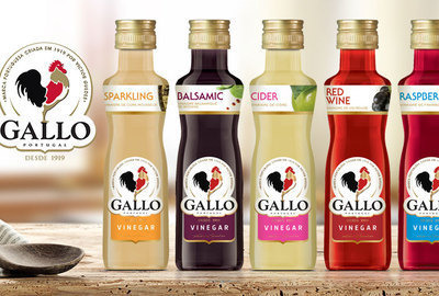 橄露醋(Gallo Vinegars)