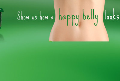 Activia - Happy Belly