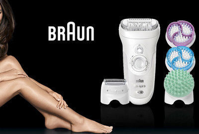 Re-introduce Braun epilators