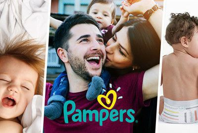 New Pampers Campaign