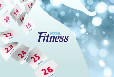 Fitness Greeting e-Cards