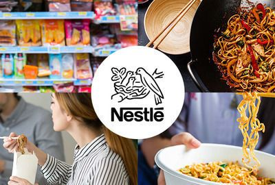 Nestlé Instant Noodles Innovation