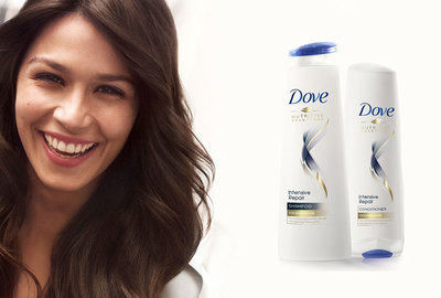 Dove Superior Hair Care
