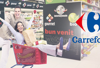 Carrefour - Shopping Experience