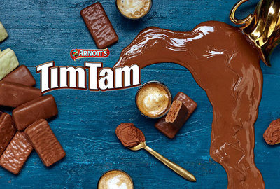 TimTam : Packaging