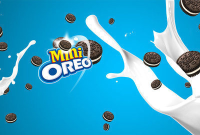 Introducing Mini Oreos - HK