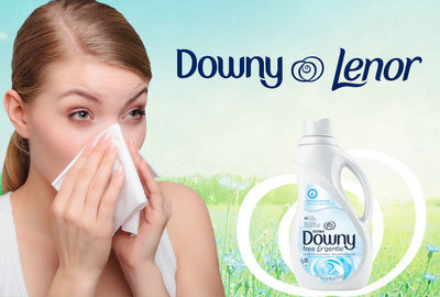 Downy/Lenor Allergy Protection