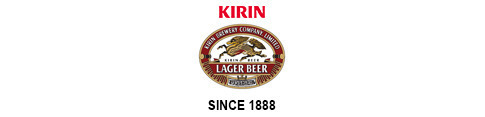 Can you make KIRIN's heritage in lager contemporary and cool online?
