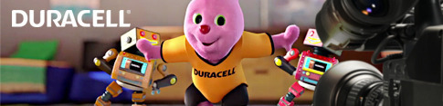 Max out your passions with Duracell-powered entertainment.